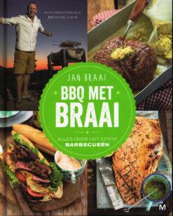 Bbq met Braai - 9789460682995 - Jan Braai