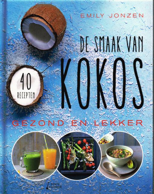 De smaak van kokos - 9789462501560 - Emily Jonzen