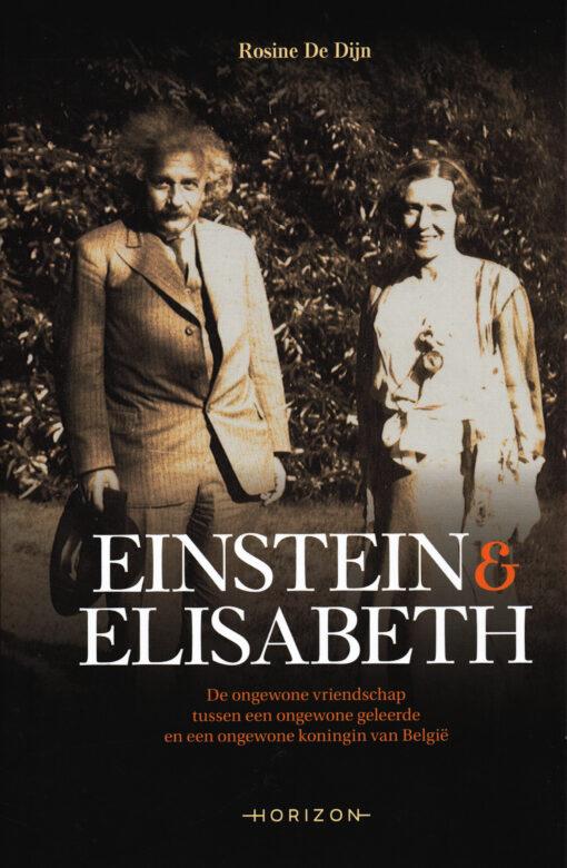 Einstein & Elisabeth - 9789492159298 - Rosine de Dijn