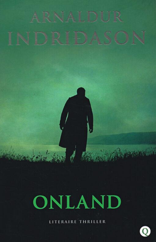 Onland - 9789021401843 - Arnaldur Indridason