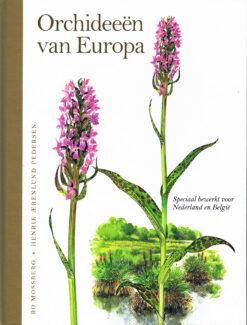 Orchideeën van Europa - 9789021565507 - Henrik Aerenlund Pedersen