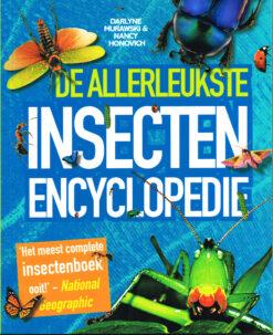 De allerleukste insectenencyclopedie - 9789021566443 - Darlyne Murawski