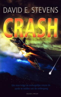Crash - 9789023994381 - David E. Stevens