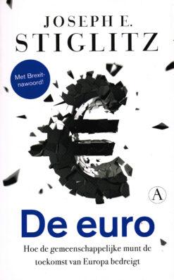 De euro - 9789025300876 - Josephe Stiglitz