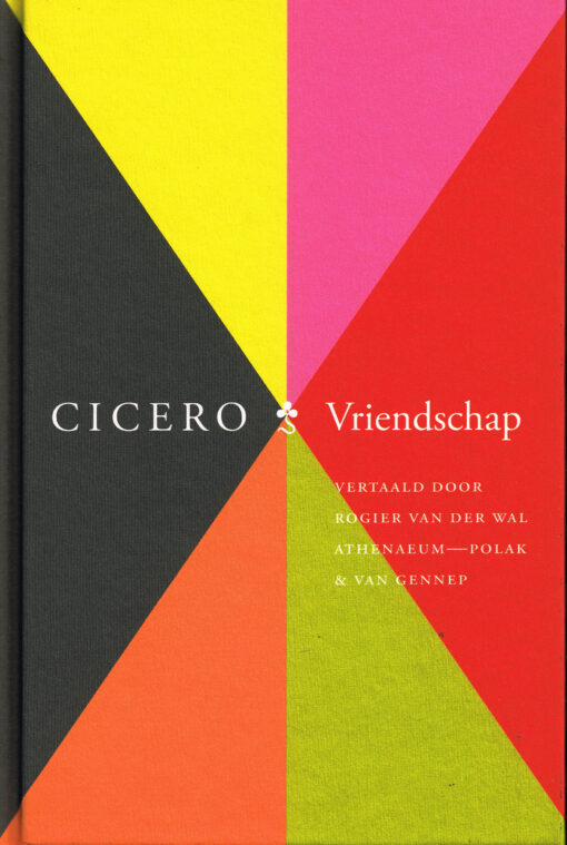 Vriendschap - 9789025369354 -  Cicero