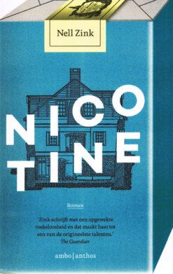 Nicotine - 9789026335143 - Nell Zink