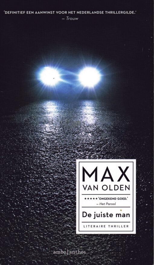 De juiste man - 9789026335877 - Max van Olden