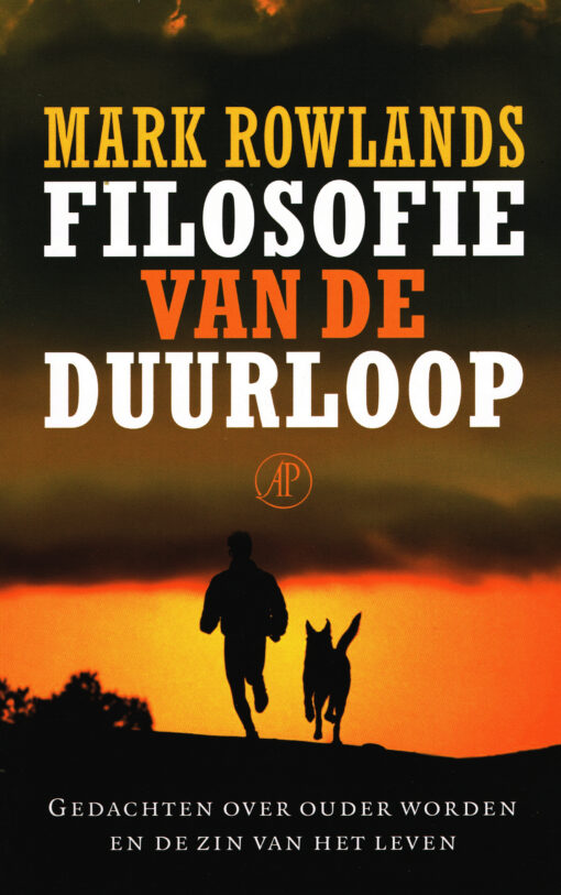 Filosofie van de duurloop - 9789029506830 - Mark Rowlands