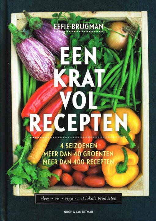 Een krat vol recepten - 9789038803685 - Eefje Brugman
