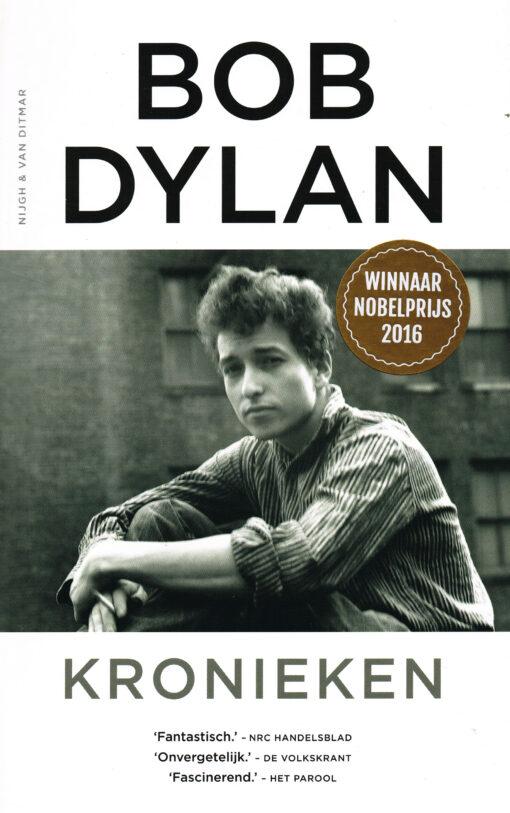 Bob Dylan. Kronieken - 9789038803920 -