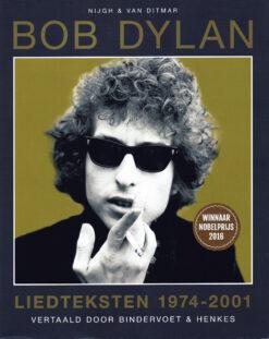 Bob Dylan. Liedteksten 1974-2001 - 9789038803944 -  Bindervoet