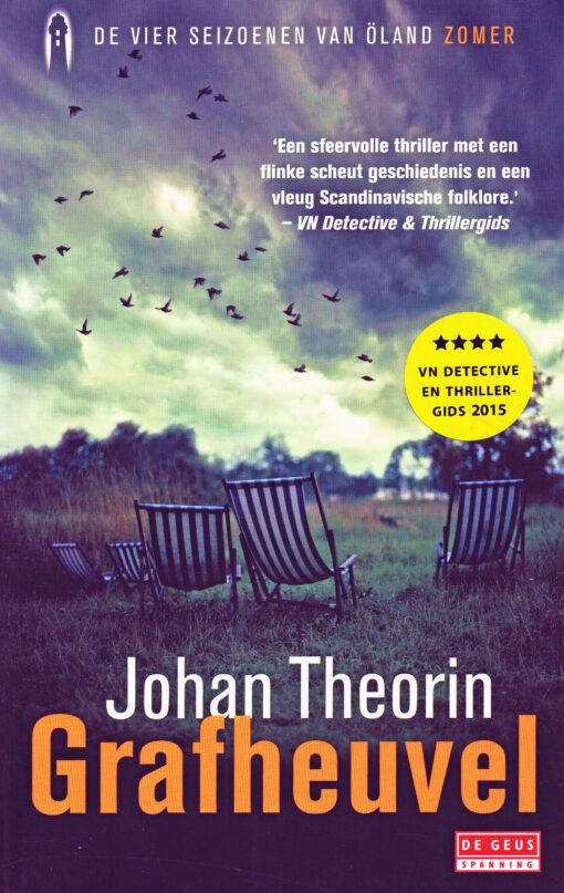 Grafheuvel - 9789044511567 - Johan Theorin