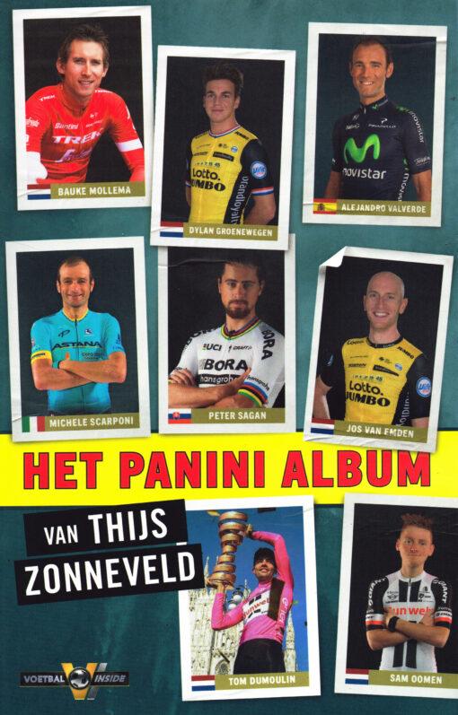 Het Panini-album - 9789048844302 - Thijs Zonneveld