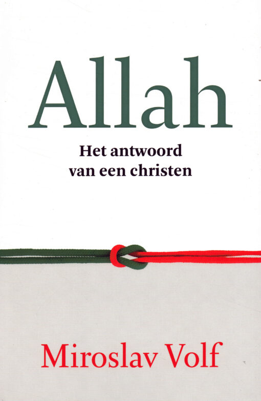 Allah - 9789051944198 - Miroslav Volf