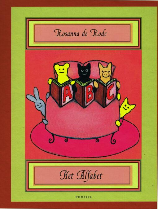 Het Alfabet - 9789052944852 - Rosanna de Rode