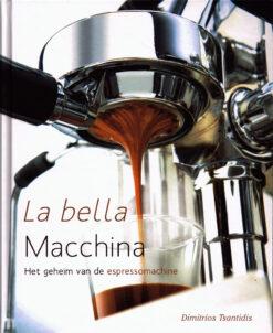 La bella Macchina - 9789059565845 - Dimitrios Tsantidis