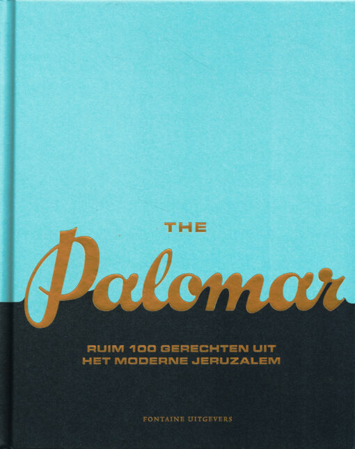 The Palomar - 9789059566927 -