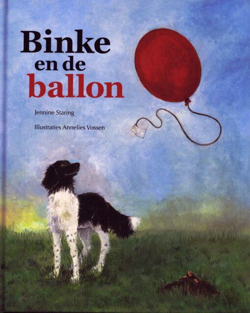 Binke en de ballon - 9789060387177 - Jennine Staring