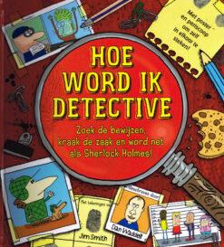 Hoe word ik detective - 9789082224658 - Dan Waddell