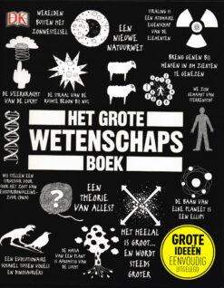 Het grote wetenschapsboek - 9789085714682 -