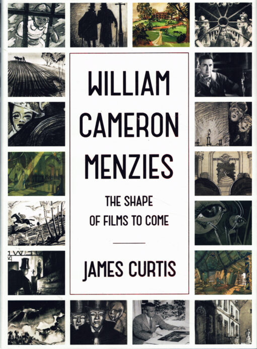 William Cameron Menzies - 9780375424724 - James Curtis