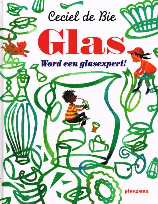 Glas - 9789021671291 - Ceciel de Bie