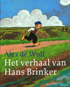 Het verhaal van Hans Brinker - 9789021672984 - Alex de Wolff