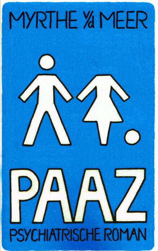 Paaz - 9789044347524 - Myrthe van der Meer