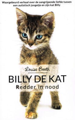 Billy de kat - 9789044351699 - Louise Booth