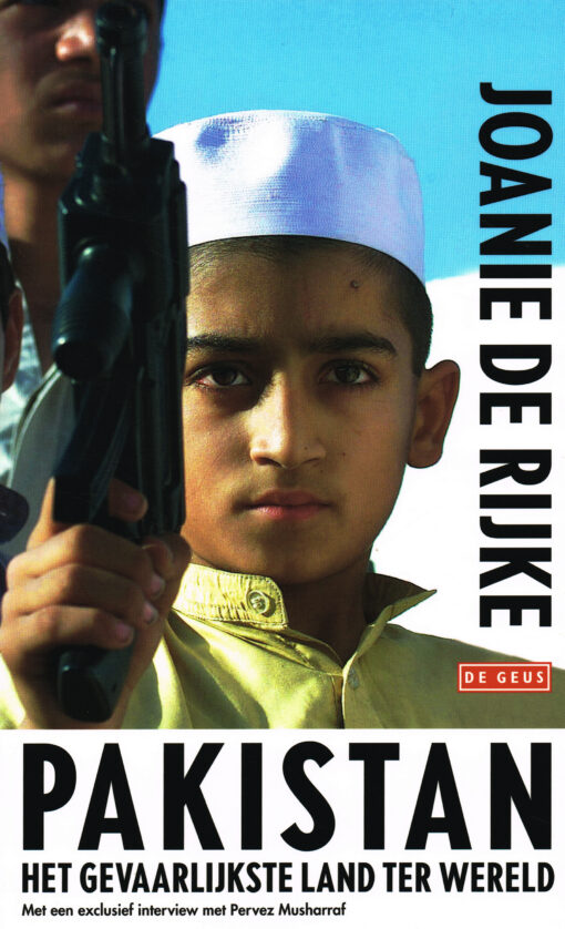 Pakistan - 9789044517217 - Joanie de Rijke