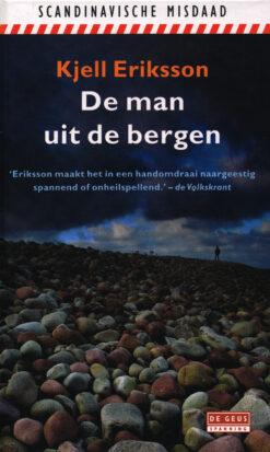 De man uit de bergen - 9789044522525 - Kjell Eriksson