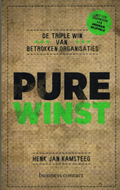 Pure Winst - 9789047006527 - Henk Jan Kamsteeg