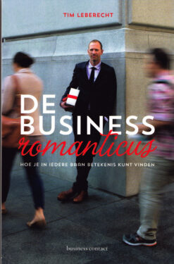 De businessromanticus - 9789047006718 - Tim Leberecht