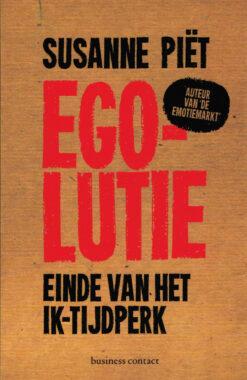 Egolutie - 9789047007470 - Susanne Piët