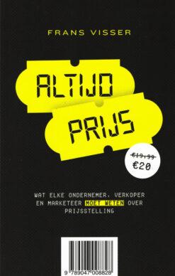 Altijd prijs - 9789047008828 - Frans Visser