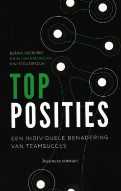 Topposities - 9789047009191 - Benno Diederiks