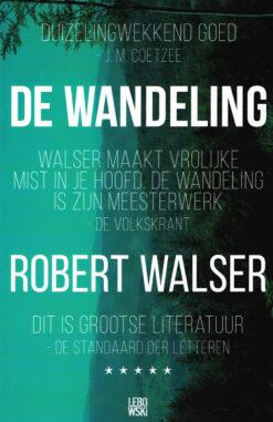 De wandeling - 9789048828661 - Robert Walser