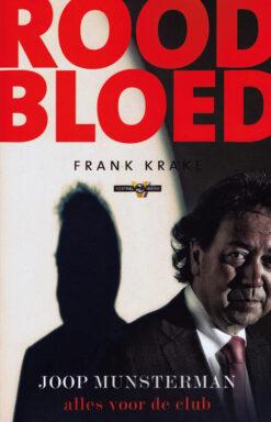 Rood bloed - 9789048837649 - Frank Krake