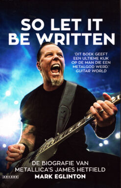 So let it be written - 9789048839681 - Mark Eglinton