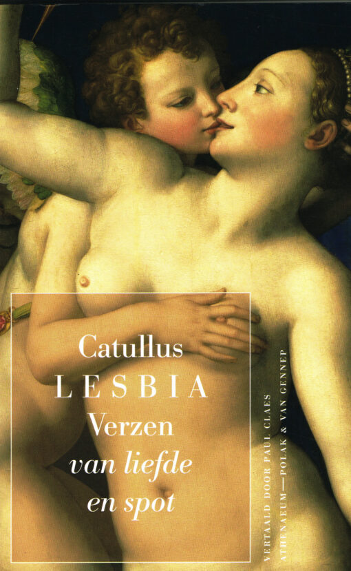 Lesbia - 9789025307301 -  Catullus