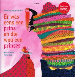 Er was eens een prins en die wou een prinses - 9789025759148 - Martine Bijl