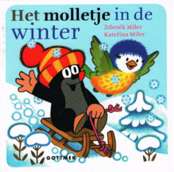 Het molletje in de winter - 9789025759292 - Zdenek Miler