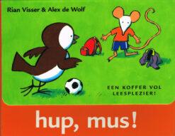 Hup,mus! - 9789025761233 - Rian Visser