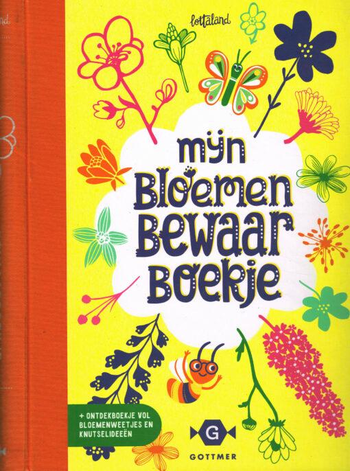 Mijn bloemen bewaarboekje - 9789025765750 -