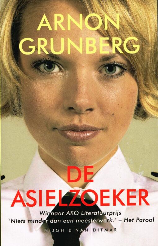 De asielzoeker - 9789038894102 - Arnon Grunberg