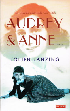 Audrey & Anne - 9789044533187 - Jolien Janzing