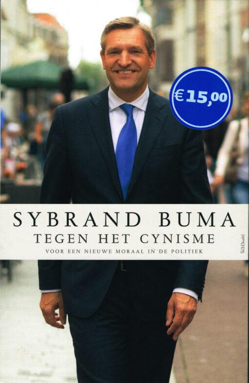 Tegen het cynisme - 9789044633108 - Sybrand Buma
