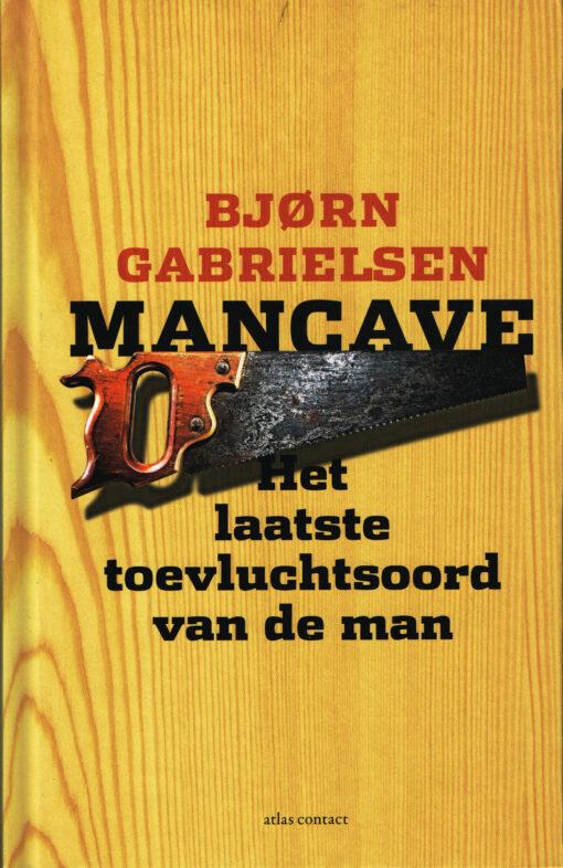 Mancave - 9789045033617 - Bjorn Gabrielsen