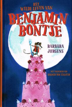 Het wilde leven van Benjamin Bontje - 9789048840663 - Barbara Jurgens