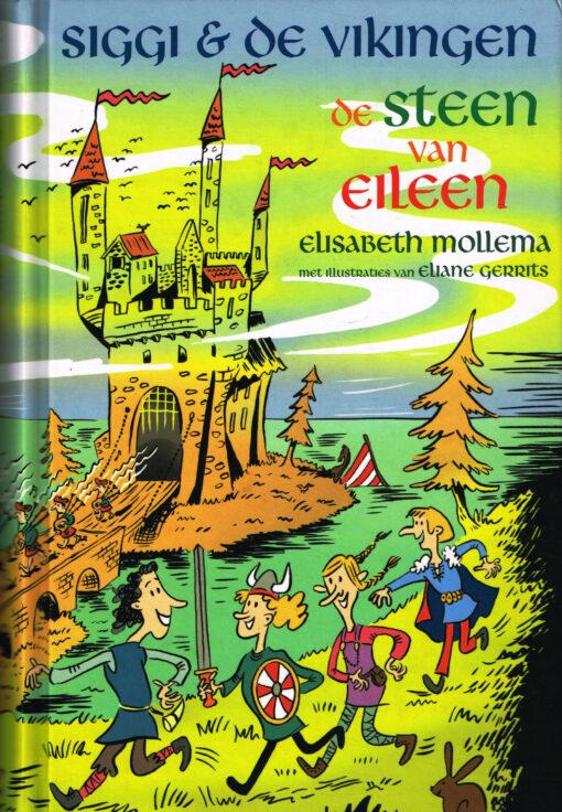De steen van Eileen - 9789048840687 - Elisabeth Mollema